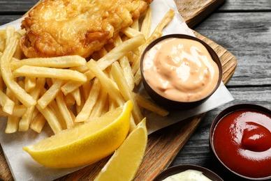 Où manger un fish'n chips aux Chartrons ?